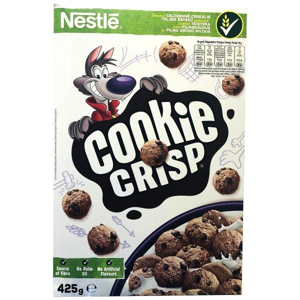 کرن فلکس کوکی نستله Nestle Cookie Crisp فروشگاه خوراکی و بهداشتی خارجی (اورجینال) شکوفا آنلاین منطقه آزاد انزلی Shokoufa Online