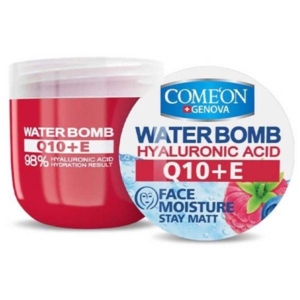 کرم آبرسان واتربمب واتر بمب کامان Q10 + E Comeon Waterbomb Water Bomb Sensitive Honey 200 فروشگاه خوراکی و بهداشتی خارجی (اورجینال) شکوفا آنلاین منطقه آزاد انزلی Shokoufa Online