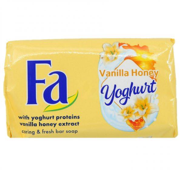 صابون فا وانیل عسل ماست Fa Vanilla Honey Yogurt 175 فروشگاه شکوفا آنلاین منطقه آزاد انزلی Shokoufa Online Tejarat Free Zone of Anzali