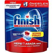 قرص ظرفشویی فینیش هپسی مکس 100 Finish Hepsi Max 100 ترکیه آلمان المان فروشگاه شکوفا آنلاین منطقه آزاد انزلی Shokoufa Online Tejarat Free Zone of Anzali