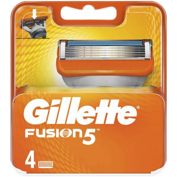 یدک تیغ ژیلت فیوژن Gillette Fusion 4 فروشگاه شکوفا آنلاین منطقه آزاد انزلی Shokoufa Online Tejarat Free Zone of Anzali