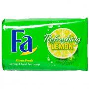 صابون فا لیمو لیمویی تازگی Fa Refreshing Lemon Citrus Fresh 175 فروشگاه شکوفا آنلاین منطقه آزاد انزلی Shokoufa Online Tejarat Free Zone of Anzali