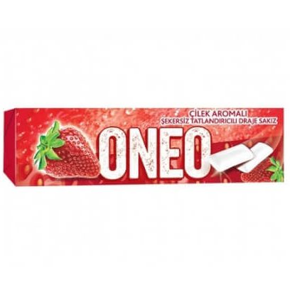 آدامس ادامس اولکر اونئو توت فرنگی ترک ترکیه Ulker Oneo Strawberry 14 فروشگاه شکوفا آنلاین منطقه آزاد انزلی Shokoufa Online Tejarat Free Zone of Anzali