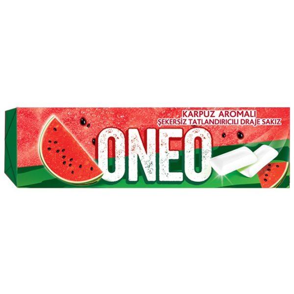 آدامس ادامس اولکر اونئو هندوانه ترک ترکیه Ulker Oneo Watermelon 14 فروشگاه شکوفا آنلاین منطقه آزاد انزلی Shokoufa Online Tejarat Free Zone of Anzali