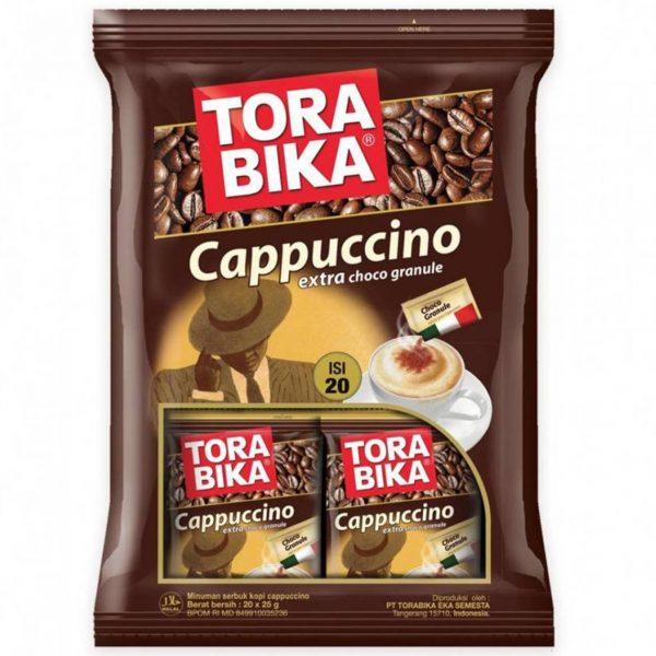 کاپوچینو تورابیکا ترابیکا تورا بیکا اندونزی Tora Bika Torabika 20 فروشگاه شکوفا آنلاین منطقه آزاد انزلی Shokoufa Online Tejarat Free Zone of Anzali