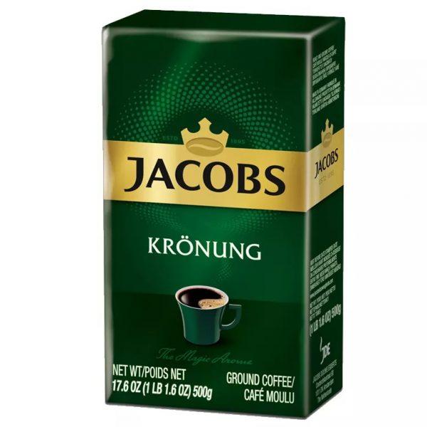 قهوه جاکوبز جیکوب جیکوبز جاکوبس کرونانگ کلاسیک اصل اصلی اورجینال آلمان المان هلند Jacobs Kronung Classic 500 فروشگاه شکوفا آنلاین (شکوفا تجارت) منطقه آزاد انزلی Shokoufa Online (Shokoufa Tejarat) Free Zone of Anzali