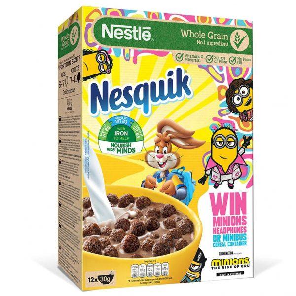 کرن فلکس غلات صبحانه نستله نسکوئیک نسکوییک لهستان لهستانی اصل اصلی اورجینال Nestle Nesquik Poland 450 فروشگاه شکوفا آنلاین (شکوفا تجارت) منطقه آزاد انزلی Shokoufa Online (Shokoufa Tejarat) Free Zone of Anzali