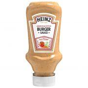 سس همبرگر برگر امریکن هاینز هینز هلند هلندی ترک ترکیه آمریکا امریکا اصل اصلی اورجینال Heinz American Style Burger Sauce 230 220 فروشگاه شکوفا آنلاین (شکوفا تجارت) منطقه آزاد انزلی Shokoufa Online (Shokoufa Tejarat) Free Zone of Anzali