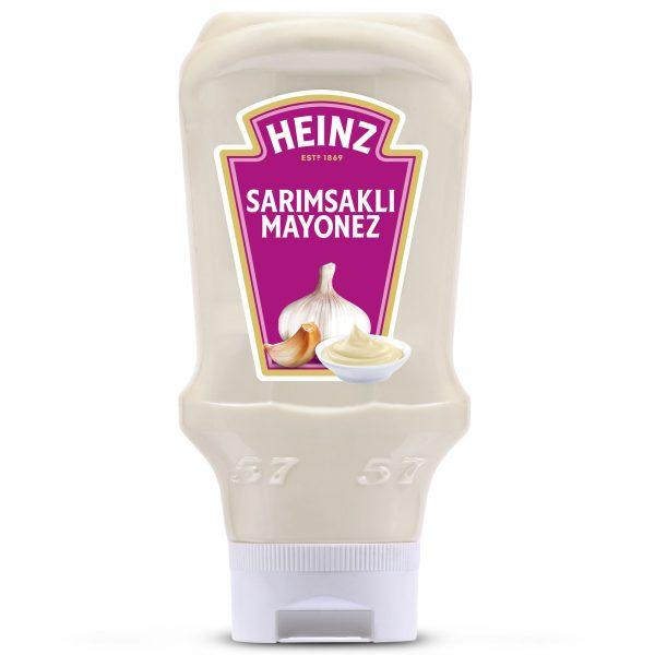 سس مایونز سیر هاینز هینز ترک ترکیه هلند هلندی اصل اصلی اورجینال Heinz Mayonnaise Garlic Mayonez Sarimsakli Sauce 400 4105 فروشگاه شکوفا آنلاین (شکوفا تجارت) منطقه آزاد انزلی Shokoufa Online (Shokoufa Tejarat) Free Zone of Anzaliu
