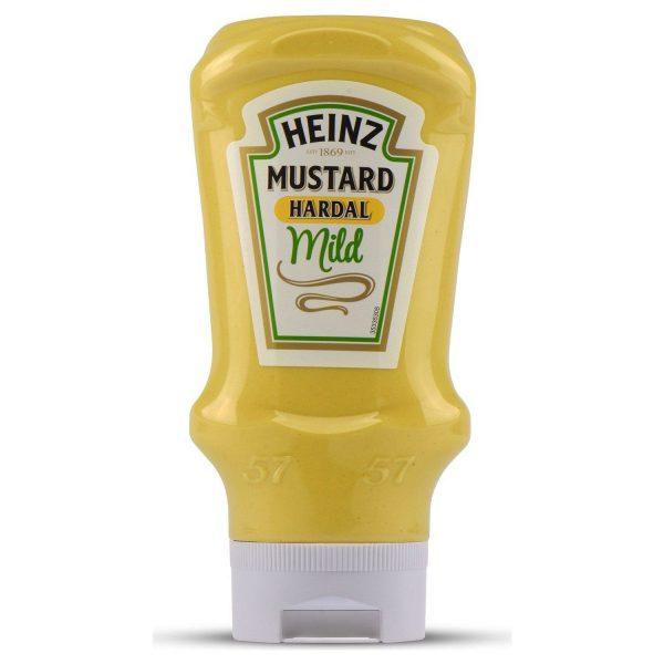 سس خردل ملایم هاینز هینز لهستان ترک ترکیه آمریکا امریکا Heinz Mustard Hardal Mild 445 فروشگاه شکوفا آنلاین (شکوفا تجارت) منطقه آزاد انزلی Shokoufa Online (Shokoufa Tejarat) Free Zone of Anzali