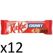 باکس شکلات بار ویفر کیت کت چانکی اصل اصلی اورجینال ترک ترکیه المان آلمان المانی آلمانی KitKat Kit Kat Chunky 38 فروشگاه شکوفا آنلاین (شکوفا تجارت) منطقه آزاد انزلی Shokoufa Online (Shokoufa Tejarat) Free Zone of Anzali