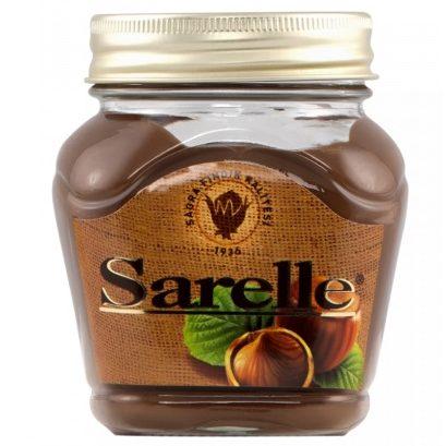 شکلات صبحانه فندقی سارل اصل اصلی اورجینال ترک ترکیه Sarelle Cocoa Spread 350 فروشگاه شکوفا آنلاین (شکوفا تجارت) منطقه آزاد انزلی Shokoufa Online (Shokoufa Tejarat) Free Zone of Anzali