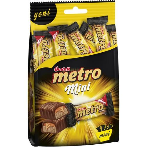 شکلات اولکر مترو کلاسیک مینی اصل اصلی اورجینال ترک ترکیه Ulker Metro Mini Klasik 102 فروشگاه شکوفا آنلاین (شکوفا تجارت) منطقه آزاد انزلی Shokoufa Online (Shokoufa Tejarat) Free Zone of Anzali