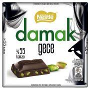 شکلات تخته ای تبلت تبلتی نستله داماک تلخ اصل اصلی اورجینال ترک ترکیه Nestle Damak 55 65 فروشگاه شکوفا آنلاین (شکوفا تجارت) منطقه آزاد انزلی Shokoufa Online (Shokoufa Tejarat) Free Zone of Anzali