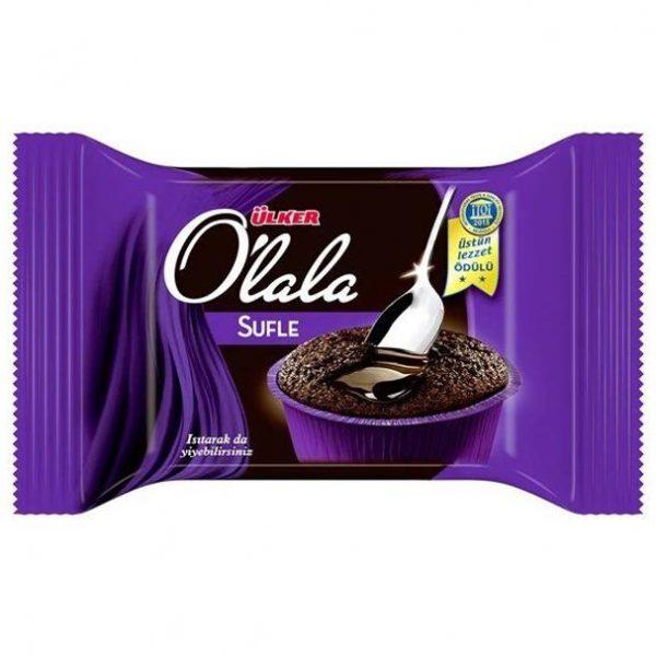 کیک شکلاتی اولکر الکر آلکر اولالا سوفله سفله اصل اصلی اورجینال Ulker Olala Sufle 70 فروشگاه شکوفا آنلاین (شکوفا تجارت) منطقه آزاد انزلی Shokoufa Online (Shokoufa Tejarat) Free Zone of Anzali
