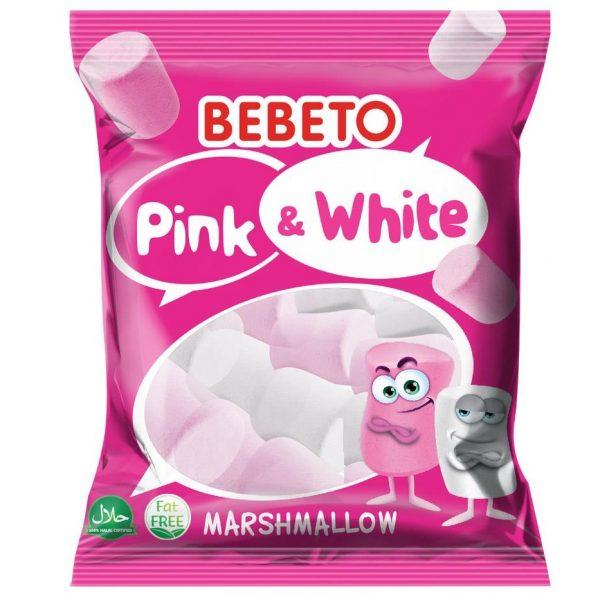 مارشملو صورتی و سفید ببتو اصل اصلی اورجینال ترک ترکیه Bebeto pink & White 70 فروشگاه خوراکی و بهداشتی خارجی (اورجینال) شکوفا آنلاین (شکوفا تجارت) منطقه آزاد انزلی Shokoufa Online (Shokoufa Tejarat) Free Zone Of Anzali Guilan Gilan Iran
