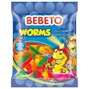 پاستیل ببتو کرم کرمی اصل اصلی اورجینال ترک ترکیه Bebeto Worms 120 فروشگاه خوراکی و بهداشتی خارجی (اورجینال) شکوفا آنلاین (شکوفا تجارت) منطقه آزاد انزلی Shokoufa Online (Shokoufa Tejarat) Free Zone Of Anzali Guilan Gilan Iran