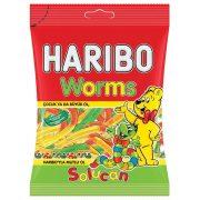 پاستیل هاریبو کرم کرمی اصل اصلی اورجینال خارجی ترک ترکیه المان المانی آلمان آلمانی Haribo Worms 80 فروشگاه خوراکی و بهداشتی خارجی (اورجینال) شکوفا آنلاین (شکوفا تجارت) منطقه آزاد انزلی Shokoufa Online (Shokoufa Tejarat) Free Zone Of Anzali Guilan Gilan Iran