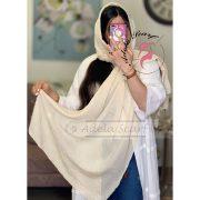 شیری فروشگاه فروش خرید آنلاین انلاین اینترنتی شال روسری نخی پوشاک زنانه دخترانه رشت گیلان Scarf Shawl
