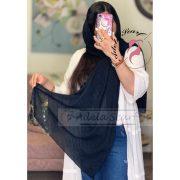 آبی ابی نفتی فروشگاه فروش خرید آنلاین انلاین اینترنتی شال روسری نخی پوشاک زنانه دخترانه رشت گیلان Scarf Shawl