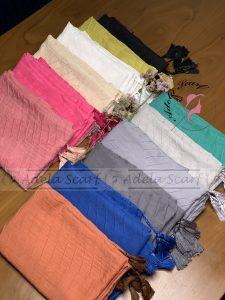 پلیسه منگوله دار فروشگاه فروش خرید آنلاین انلاین اینترنتی شال روسری نخی پوشاک زنانه دخترانه رشت گیلان Scarf Shawl
