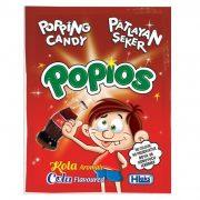 آبنبات ابنبات آب اب نبات پاپیوس نوشابه ای اصل اصلی اورجینال خارجی ترک ترکیه Popios Popping Candy Kola Aromali 4 فروشگاه خوراکی و بهداشتی خارجی (اورجینال) شکوفا آنلاین (شکوفا تجارت) منطقه آزاد انزلی Shokoufa Online (Shokoufa Tejarat) Free Zone Of Anzali Guilan Gilan Iran