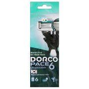 تیغ یکبارمصرف یک بار مصرف یکبار دورکو دوروکو درکو اصل اصلی اورجینال خارجی ویتنام کره ای جنوبی Dorco Pace Fit 6 1 فروشگاه خوراکی و بهداشتی خارجی (اورجینال) شکوفا آنلاین (شکوفا تجارت) منطقه آزاد انزلی Shokoufa Online (Shokoufa Tejarat) Free Zone Of Anzali Guilan Gilan Iran